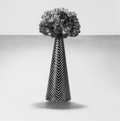 Photographs:20th Century, ROBERT MAPPLETHORPE (American, 1946-1989). Carnations, 1984. Gelatin silver, printed later. 15 x 15 inches (38.1 x 38.1 ...