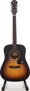Musical Instruments:Acoustic Guitars, 1980s Epiphone PR-150VS Sunburst Acoustic Guitar, Serial #0807192032....