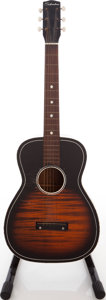 Musical Instruments:Acoustic Guitars, Late 1960s Silvertone H931 Sunburst Acoustic Guitar, Serial #F-67-10....