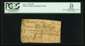 Colonial Notes:North Carolina, North Carolina April 4, 1748 30s PCGS Apparent Fine 15.. ...