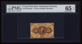 Fractional Currency:First Issue, Fr. 1231SP 5¢ First Issue Narrow Margin Face PMG Gem Uncirculated 65 EPQ.. ...