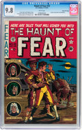 Golden Age (1938-1955):Horror, Haunt of Fear #10 Gaines File pedigree 3/12 (EC, 1951) CGC NM/MT9.8 White pages....