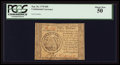 Colonial Notes:Continental Congress Issues, Continental Currency September 26, 1778 $50 PCGS About New 50.. ...