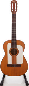 Musical Instruments:Acoustic Guitars, 1960s Goya G-10 Natural Classical Guitar, Serial # 250751....