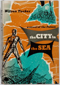 Books:Science Fiction & Fantasy, Wilson Tucker. The City in the Sea. Rinehart, 1951. First edition, first printing. Signed and inscribed by the...