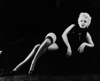 MILTON GREENE (American, 1922-1985) Three Marilyn Photographs, 1956 Gelatin silver, 1978-79 20 x