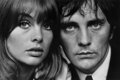 Photographs:20th Century, TERRY O'NEILL (British, b. 1938). Jean Shrimpton and TerenceStamp, London, 1963. Gelatin silver, printed later. 11-3/4 ...