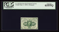Fractional Currency:First Issue, Fr. 1242 10¢ First Issue PCGS Gem New 65PPQ.. ...