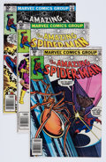 Modern Age (1980-Present):Superhero, The Amazing Spider-Man Box Lot (Marvel, 1980-91) Condition: AverageVF/NM....
