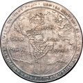 Betts Medals, Betts-23. 1628 Matanzas Treasure. Silver. Mint State....