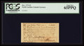 Colonial Notes:North Carolina, North Carolina December, 1771 £1 PCGS Gem New 65PPQ.. ...