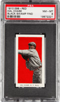 "Baseball Cards:Singles (Pre-1930), 1910 E98 ""Set of 30"" Hal Chase PSA NM-MT 8 - Black Swamp Find. ..."