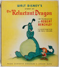 Books:Children's Books, Walt Disney. The Reluctant Dragon. Garden City, 1941. Firstedition, first printing. Minor foxing to binding wit...