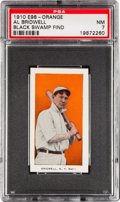 "Baseball Cards:Singles (Pre-1930), 1910 E98 ""Set of 30"" Al Bridwell, Orange PSA NM 7 - Black SwampFind. ..."