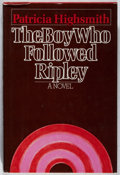 Books:Mystery & Detective Fiction, Patricia Highsmith. The Boy Who Followed Ripley. Lippincott& Crowell, 1980. First edition, first printing. Minor ru...