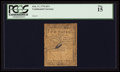 Colonial Notes:Continental Congress Issues, Continental Currency February 17, 1776 $2/3 PCGS Fine 15.. ...