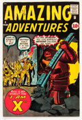 Silver Age (1956-1969):Horror, Amazing Adventures #4 (Marvel, 1961) Condition: FN+....