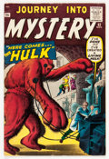 Silver Age (1956-1969):Horror, Journey Into Mystery #62 (Marvel, 1960) Condition: FN....
