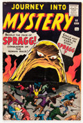 Silver Age (1956-1969):Horror, Journey Into Mystery #68 (Marvel, 1961) Condition: VG+....