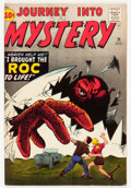 Silver Age (1956-1969):Horror, Journey Into Mystery #71 (Marvel, 1961) Condition: FN....
