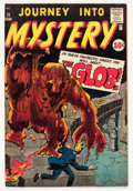 Golden Age (1938-1955):Horror, Journey Into Mystery #72 (Marvel, 1961) Condition: FN....