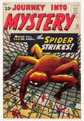 Silver Age (1956-1969):Mystery, Journey Into Mystery #73 (Marvel, 1961) Condition: FN....