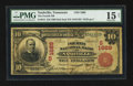 National Bank Notes:Tennessee, Nashville, TN - $10 1902 Red Seal Fr. 615 The Fourth NB Ch. #(S)1669. ...