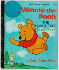 Books:Children's Books, [Little Golden Book]. A. A. Milne. Winnie-the-Pooh. GoldenPress, 1965. Minor rubbing and scuffing to boards. Near f...