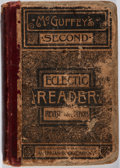 Books:Americana & American History, William Holmes McGuffey. McGuffey's Second Eclectic Reader.American Book, 1879. Revised edition. Rubbed and wor...