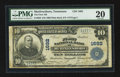 National Bank Notes:Tennessee, Murfreesboro, TN - $10 1902 Plain Back Fr. 626 The First NB Ch. #1692. ...