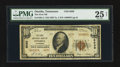 National Bank Notes:Tennessee, Oneida, TN - $10 1929 Ty. 2 The First NB Ch. # 8039. ...