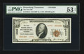 National Bank Notes:Tennessee, Petersburg, TN - $10 1929 Ty. 2 The First NB Ch. # 10306. ...