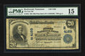 National Bank Notes:Tennessee, Rockwood, TN - $20 1902 Plain Back Fr. 652 The First NB Ch. #(S)4169. ...