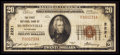 National Bank Notes:Tennessee, McMinnville, TN - $20 1929 Ty. 1 The First NB Ch. # 2221. ...