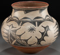 American Indian Art:Pottery, A SAN ILDEFONSO POLYCHROME JAR. c. 1890...