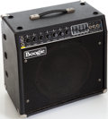 Musical Instruments:Amplifiers, PA, & Effects, 1985 Mesa Boogie MkIII Plus Black Guitar Amplifier, Serial #15214....