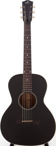 Musical Instruments:Acoustic Guitars, 1930s Gibson L-0 Black Acoustic Guitar, Serial # 066...