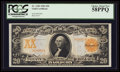Large Size:Gold Certificates, Fr. 1185 $20 1906 Gold Certificate PCGS Choice About New 58PPQ.. ...