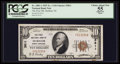National Bank Notes:North Carolina, Durham, NC - $10 1929 Ty. 1 The First NB Ch. # 3811. ...