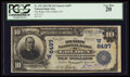 National Bank Notes:Colorado, Golden, CO - $10 1902 Plain Back Fr. 632 The Rubey NB Ch. #(W)6497. ...