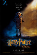 "Movie Posters:Fantasy, Harry Potter and the Chamber of Secrets (Warner Brothers, 2002).One Sheet (27"" X 40"") DS Advance Dobby Style. Fantasy.. ..."