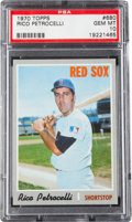 Baseball Cards:Singles (1970-Now), 1970 Topps Rico Petrocelli #680 PSA Gem Mint 10....