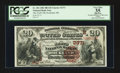 National Bank Notes:Maine, Rockland, ME - $20 1882 Brown Back Fr. 502 The North NB Ch. #(N)2371. ...