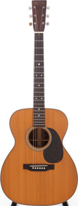 Musical Instruments:Acoustic Guitars, 1946 Martin 000-28 Natural Acoustic Guitar, Serial # 95203....