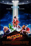 "Movie Posters:Comedy, Muppets from Space (Sony, 1999). One Sheet (27"" X 40"") DS. Comedy.. ..."