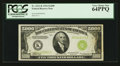 Small Size:Federal Reserve Notes, Fr. 2221-K $5000 1934 Federal Reserve Note. PCGS Very Choice New64PPQ.. ...
