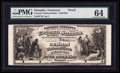 National Bank Notes:Tennessee, Memphis, TN - $5 Original Fr. 397 The German NB Ch. # 1636 FaceProof. ...