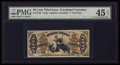 Fractional Currency:Third Issue, Fr. 1349 50¢ Third Issue Justice PMG Choice Extremely Fine 45 EPQ.. ...