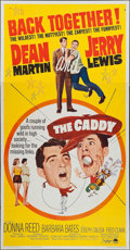 "Movie Posters:Sports, The Caddy (Paramount, R-1964). Three Sheet (41"" X 78""). Sports.. ..."