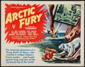 "Movie Posters:Adventure, Arctic Fury & Other Lot (RKO, 1949). Half Sheets (2) (22"" X28"") Style B. Adventure.. ... (Total: 2 Items)"